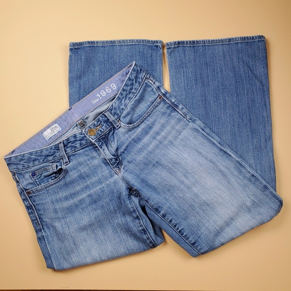 GAP Denim - Gap 1969 Curvy Jeans